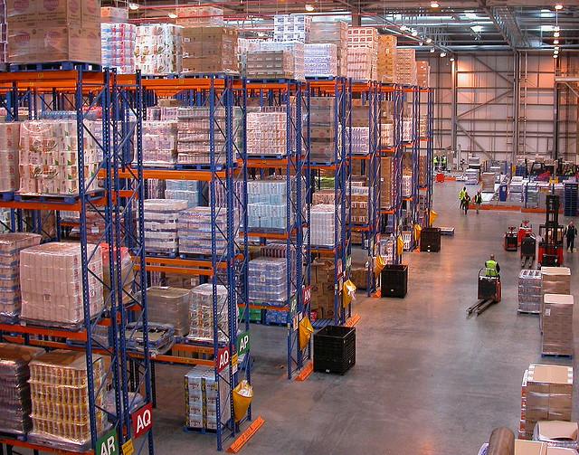 Supply-Chain-Warehouse