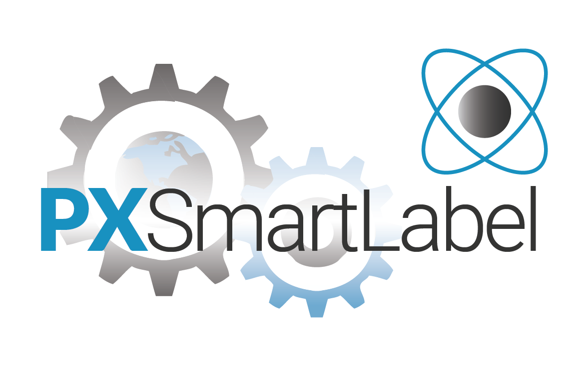 PXSmartLabel, a proprietary web-based solution