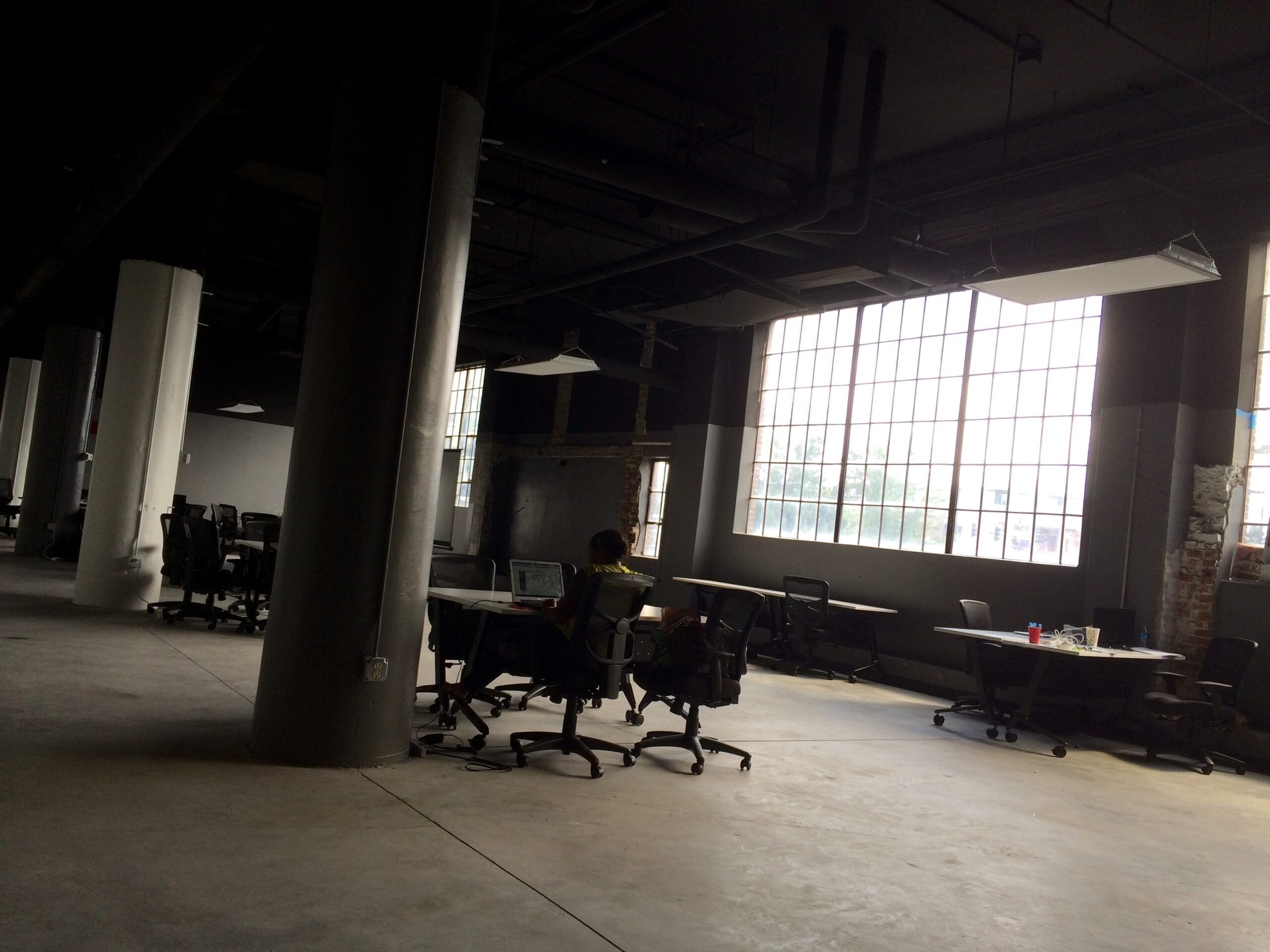 The new look of the American office