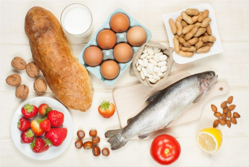 Food allergies and labeling compliance